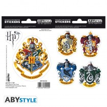 Harry Potter Hogwarts Houses Sticker Pack