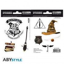 Harry Potter Magical Objects Sticker Pack