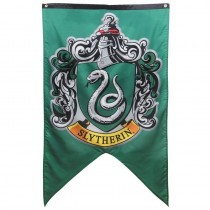 "Harry Potter Tapestry Poster Flag Banner 50"" x 30"" Slytherin"