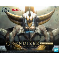 HG GRENDIZER INFINITISM BLACK VER. 1/144 - PLASTIC MODEL KIT