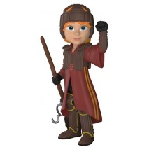 Harry Potter Rock Candy Ron in Quidditch Uniform