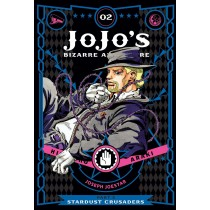 JoJo's Bizarre Adventure: Part 3-2 Stardust Crusaders