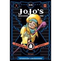 JoJo's Bizarre Adventure: Part 3-4