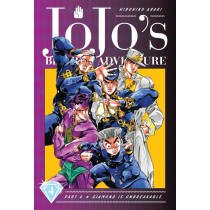 JoJo's Bizarre Adventure: Part 4--Diamond Is Unbreakable, Vol. 4