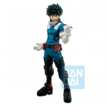My Hero Academia Ichibansho Figure Izuku Midoriya Fighting Heroes Feat. One's Justice