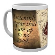 Harry Potter - Mug 300 ml - Marauders Map