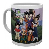 Dragon Ball Z - Mug 300 ml / 10 oz - 30th Aniversary