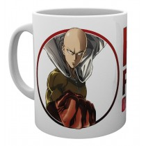 One-Punch Man - Mug 300 ml / 10 oz - Saitama