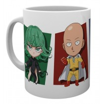One-Punch Man - Mug 300 ml / 10 oz - Chibi Characters