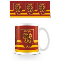 Harry Potter - Mug 315 ml - Gryffindor Stripe