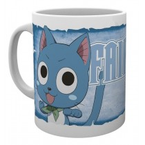 Fairy Tail - Mug 300 ml / 10 oz - Happy