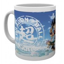 Dragon Ball Super - Mug 300 ml - Flying