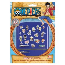 One Piece Chibi Magnet Set