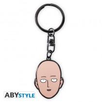"""One-Punch Man - Keychain """"Saitama's head"""""""