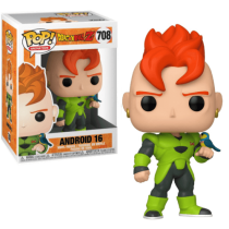 POP! Vinyl: Dragonball Z: Android 16