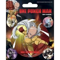 One Punch Man - Vinyl Sticker Pack - Atomic Fist
