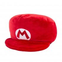 Mocchi-Mocchi Super Mario Bros Mario Mega Hat Plush