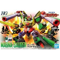 HG MAGNA-SAURER 1/300 - PLASTIC MODEL KIT