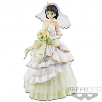 Sword Art Online Figure Code Register EXQ Figure Wedding Suguha