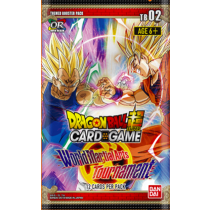 Dragon Ball Super TCG: World Martial Arts Booster Tournament Pack