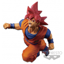 Dragon Ball Super Figure Son Goku Fes!! Vol.9 Super Saiyan God Son Goku