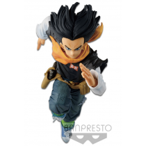 Dragon Ball Z Figure Banpresto World Figure Colosseum Vol. 3 Android 17