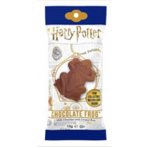 Harry Potter Milk Chocolate Frog with Crisped Rice