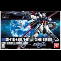 HGCE GAT-X105+AQM/E-X01 AILE STRIKE GUNDAM 1/144 - GUNPLA