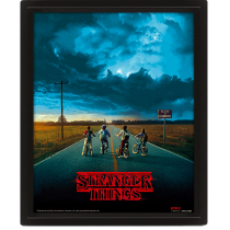 Stranger Things - Mind Flayer 3D Lenticular Poster