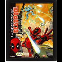 Deadpool - Attack 3D Lenticular Poster