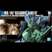 HGUC MS-14F 'GELGOOG MARINE' 1/144 - GUNPLA