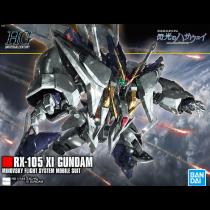 HGUC RX-105 XI GUNDAM 1/144 - GUNPLA