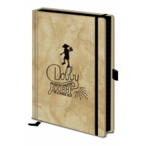 Harry Potter - Premium A5 Notebook Dobby