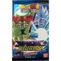 Dragon Ball Super TCG: Unison Warrior Series - Supreme Rivalry Booster Pack