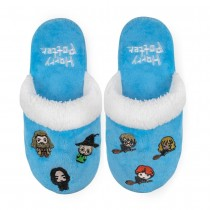 Harry Potter Kids Slippers Hogwarts Kawaii