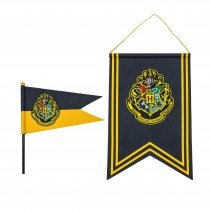 Harry Potter Banner & Pennant Set Hogwarts