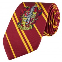 Harry Potter Woven Necktie Gryffindor New Edition
