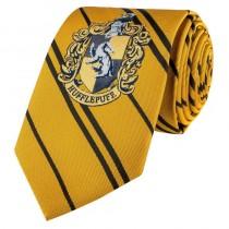 Harry Potter Woven Necktie Hufflepuff New Edition