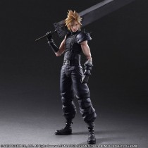 Final Fantasy VII Remake Play Arts Kai Action Figure No. 1 Cloud Strife