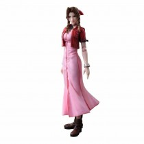 Crisis Core Final Fantasy VII Play Arts Kai Action Figure Aerith Gainsborough