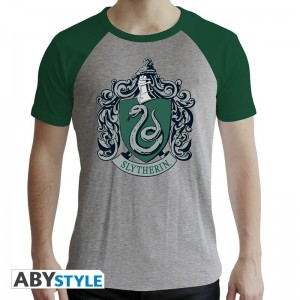 T-SHIRT Harry Potter Slytherin Small