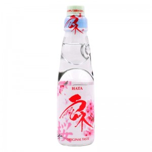 Ramune Pop Drink Sakura Edition Flavour 200ml