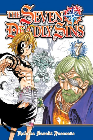 The Seven Deadly Sins, Vol. 07