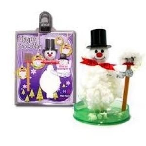 Magic Christmas Snowman