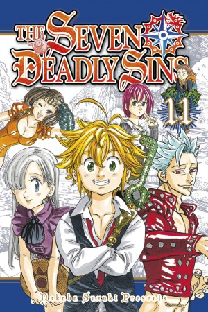 The Seven Deadly Sins, Vol. 11