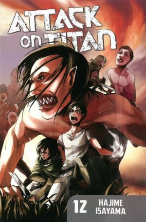 Attack on Titan, Vol. 12