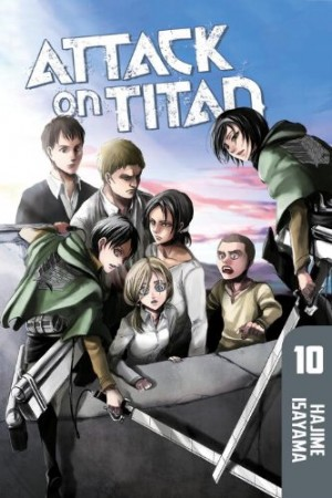Attack on Titan, Vol. 10