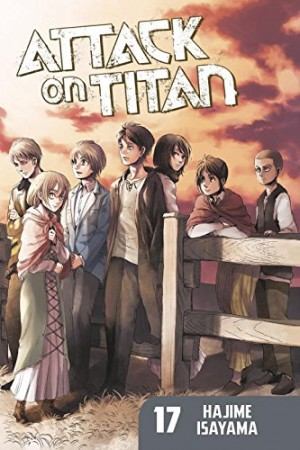 Attack on Titan, Vol. 17