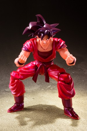 Dragon Ball Z S.H.Figuarts Kaiohken Goku
