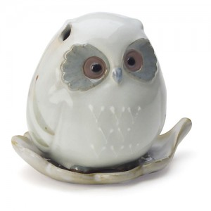 Shoyeido - Incense Burner - Small Owl